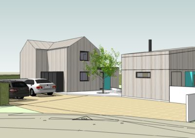 Animation Studio and House Remodelling