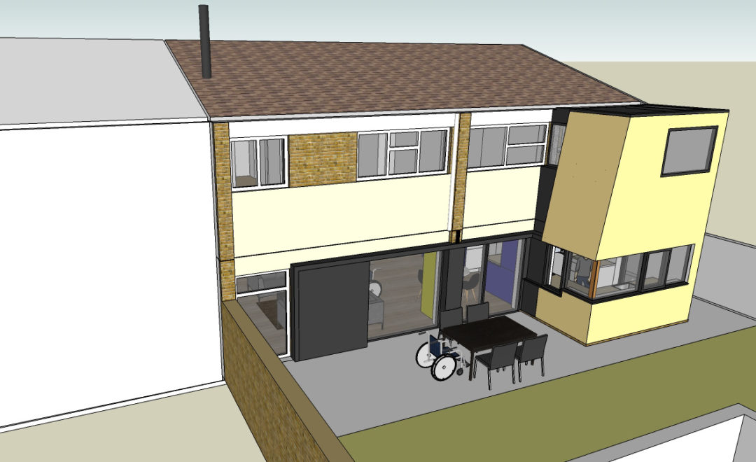 Accessible House